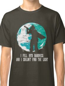 Final Fantasy - I Fell Into Darkness And I Couldn't Find The Light Classic T-Shirt