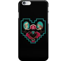 i'm hooked on you baby iPhone Case/Skin