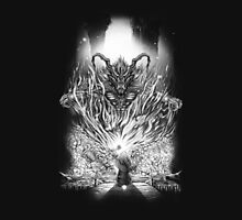 Final Fantasy - Ifrit Of Morgoth And Vivi The Grey Unisex T-Shirt