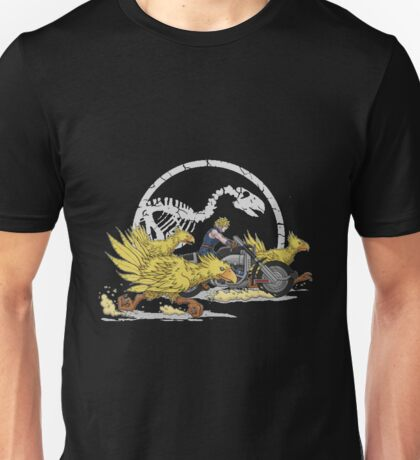 Final Fantasy - Jura Chocobo Unisex T-Shirt