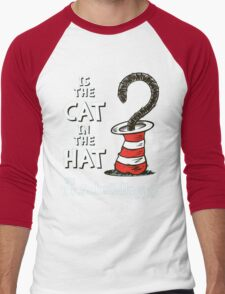 is The Cat in the hat Men's Baseball ¾ T-Shirt