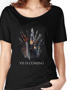 Final Fantasy - Vii Is Coming Women's Relaxed Fit T-Shirt