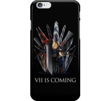 Final Fantasy - Vii Is Coming iPhone Case/Skin