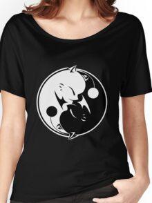 Final Fantasy - Yin Yang Mog Women's Relaxed Fit T-Shirt