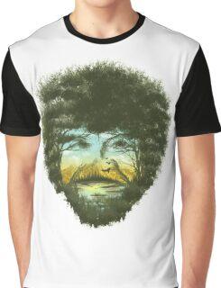 Happy Trees Graphic T-Shirt