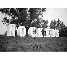 'Nockers' Photographic Print