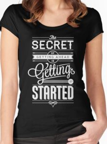 secert Women's Fitted Scoop T-Shirt