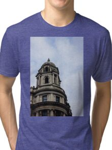 Building Tri-blend T-Shirt