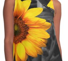 Sunflower Contrast Tank