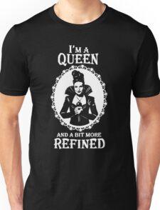 Regina Mills. Evil Queen OUAT. Lana Parrilla. T-Shirt