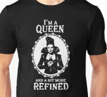 Regina Mills. Evil Queen OUAT. Lana Parrilla. Unisex T-Shirt