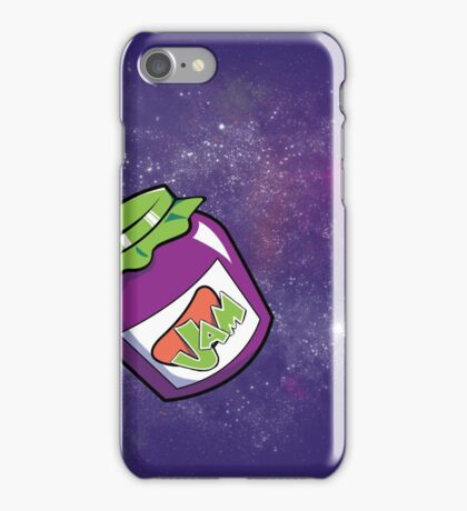 Jam in the Space iPhone Case/Skin