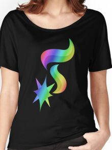 MLP - Cutie Mark Rainbow Special - Starlight Glimmer Women's Relaxed Fit T-Shirt