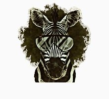 INTELLECTUAL ZEBRA Unisex T-Shirt