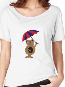 bear 1 Women's Relaxed Fit T-Shirt