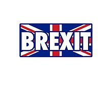 Brexit Photographic Print