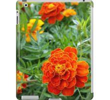 colors of marigolds iPad Case/Skin