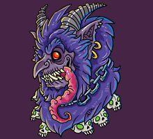 Violet Krampus Unisex T-Shirt