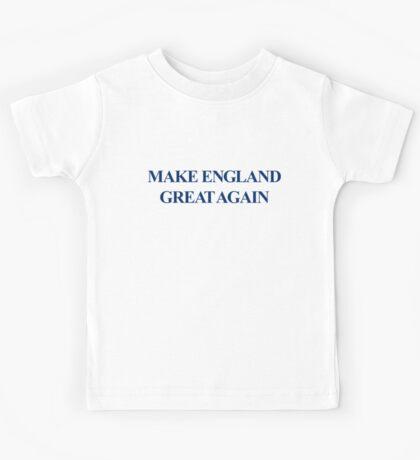 MAKE ENGLAND GREAT AGAIN | MEGA Kids Tee