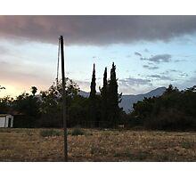 Rancho Cucamonga  Photographic Print