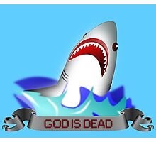 God is Dead Week Photographic Print