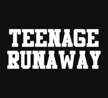 TEENAGE RUNAWAY (as worn by Harry Styles) by emilirry
