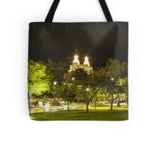 Landmark Nightlight  Tote Bag