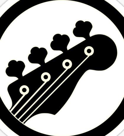 Black Bass Sticker
