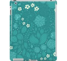 Night Chamomiles 3 iPad Case/Skin