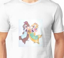 chip and dale Unisex T-Shirt