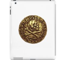 Uncharted 4 Henry Avery's Coin iPad Case/Skin