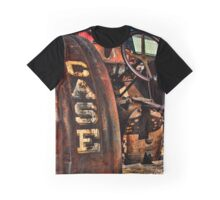 Case Antiquated Tractor Graphic T-Shirt