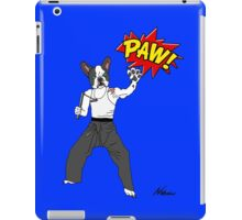 PAW POW - Kungfu Dog iPad Case/Skin