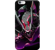 Pokemon : Shiny Rayquaza FanArt iPhone Case/Skin
