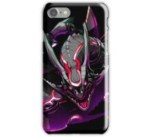 Pokemon : Shiny Rayquaza FanArt iPhone Case/Skin