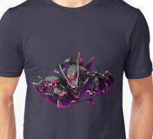 Pokemon : Shiny Rayquaza FanArt Unisex T-Shirt