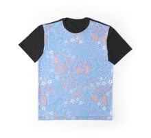 Chamomiles in Twilight Graphic T-Shirt