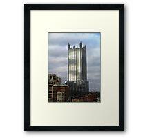 PPG Plaza Pittsburgh, Pennsylvania Framed Print
