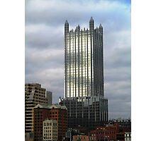 PPG Plaza Pittsburgh, Pennsylvania Photographic Print