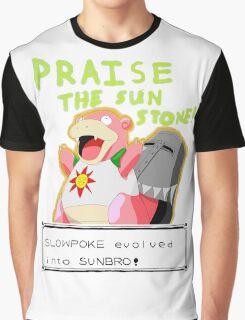 solaire Graphic T-Shirt