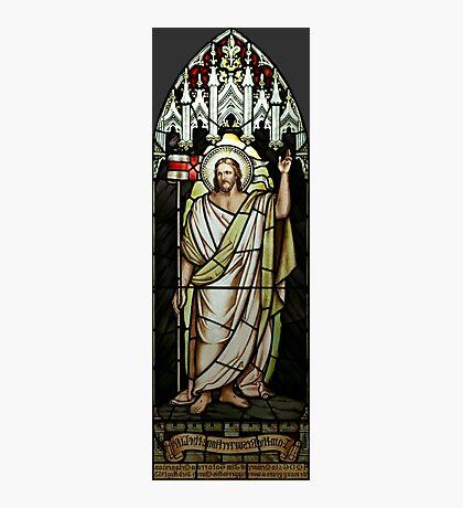Church Window Photographic Print