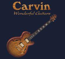 Carvin Wonderful Guitars Kids Tee
