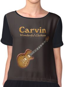Carvin Wonderful Guitars Chiffon Top
