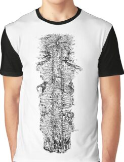 Dante's Inferno Graphic T-Shirt