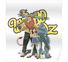 Mike Rayner's Wizard of OZ Poster