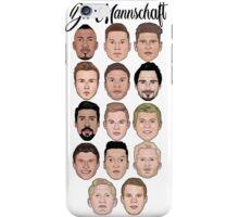 Die Mannschaft iPhone Case/Skin