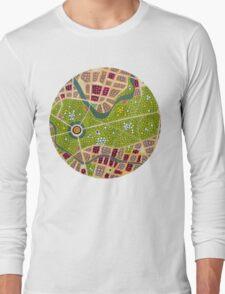 berlin - tiergarten Long Sleeve T-Shirt