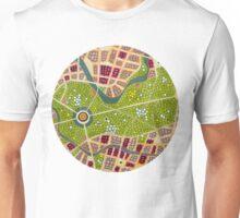 berlin - tiergarten Unisex T-Shirt