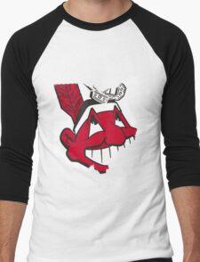 cleveland indians Men's Baseball ¾ T-Shirt