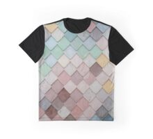 Urban Mosaic Graphic T-Shirt